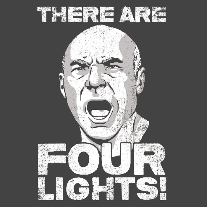 picard-four-lights